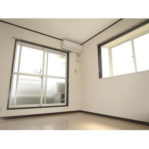 サンハイツしかのⅡ 部屋写真1 居室・リビング