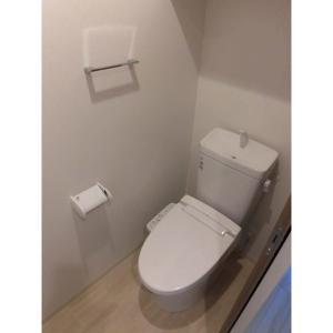 アンソレイユ新鎌ヶ谷Ⅱ 部屋写真4 トイレ