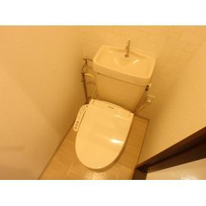 エンゼル元住吉 部屋写真5 トイレ