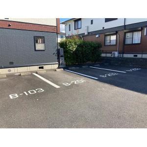 サンスマイル公津B 物件写真3 駐車場