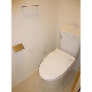 ピース・ラルゴ 部屋写真4 トイレ