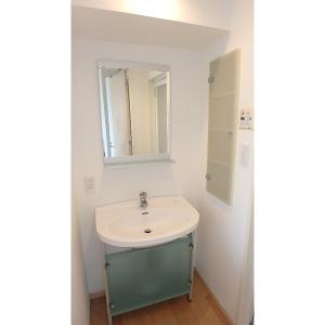 プロシード西新宿 部屋写真4 洗面所