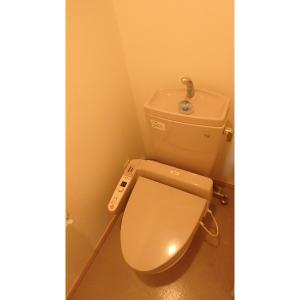プロシード西新宿 部屋写真5 トイレ