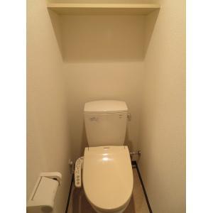 プロシード新横浜 部屋写真5 トイレ