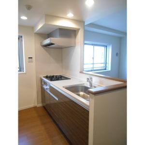 アンソレイユ千代美台 部屋写真2 キッチン