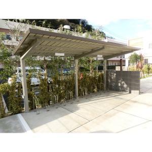 シーホース鎌倉 物件写真3 駐輪場