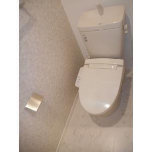 エクレール 部屋写真4 トイレ