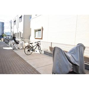 ポルクス 物件写真4 駐輪場