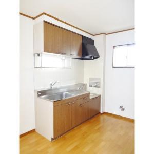 ヌーヴェル マリエ 部屋写真1 キッチン