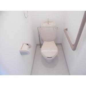 エスペランサ瑞穂 部屋写真6 トイレ