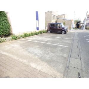 嶋田ハイツC棟 物件写真2 駐車場