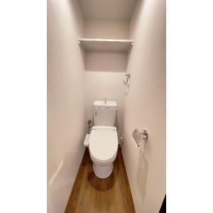 リーガランド不動前A棟 部屋写真4 トイレ