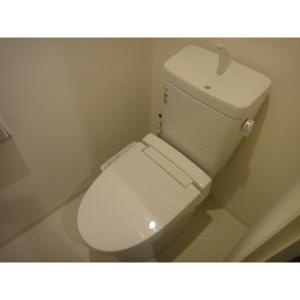 Park Side WASEDA 部屋写真4 トイレ