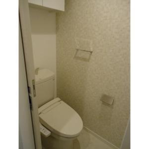モン ピエス 部屋写真6 トイレ