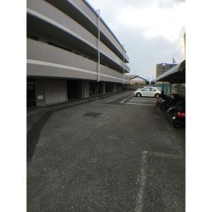 マンション豊四季 物件写真5 駐車場
