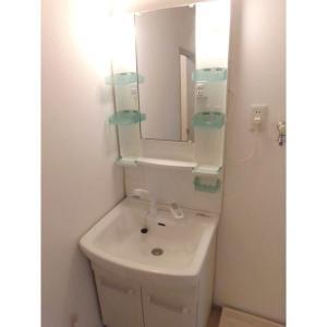 アーバンキャッスル富士見 部屋写真7 独立洗面台