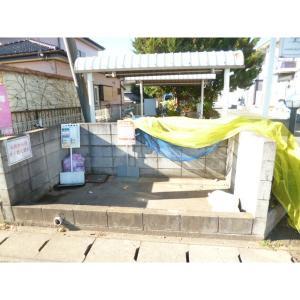 サンライトクレストA棟 物件写真4 駐車場