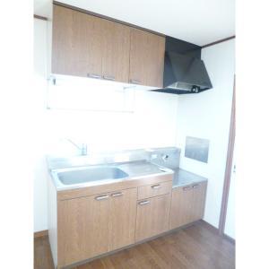 サンライトクレストA棟 部屋写真2 キッチン