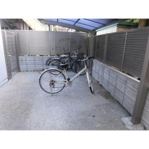 Leche Budino 物件写真4 駐輪場