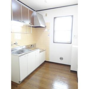 ブラウンヒル幕張 部屋写真2 キッチン