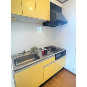 シュトラール 部屋写真2 キッチン
