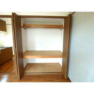 サティオ東野 弐番館 部屋写真5 収納