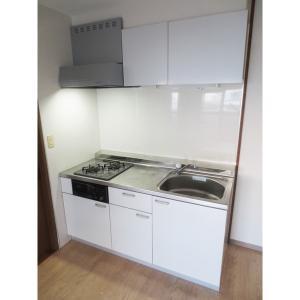 グランドタワー 部屋写真2 キッチン