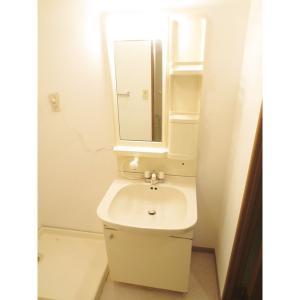 グランドタワー 部屋写真5 洗面所