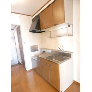 クラージュ 部屋写真2 キッチン