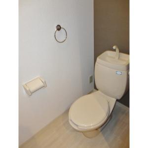 メゾン・アベニール 部屋写真5 トイレ