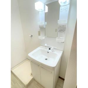グランディールA 部屋写真4 洗面所