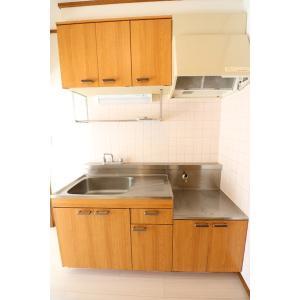 パレ・エスポワール 部屋写真2 キッチン