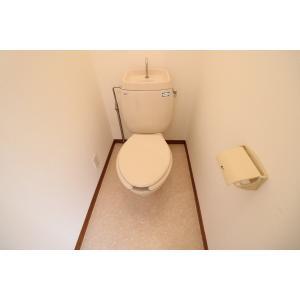 パレ・エスポワール 部屋写真4 トイレ