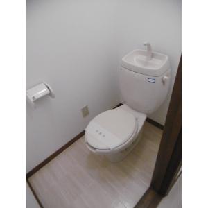 キャトルセゾン C 部屋写真5 トイレ