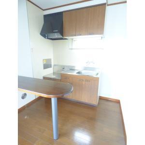クレストリッジ・プレイス1 部屋写真3 キッチン