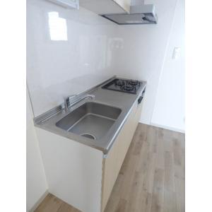 コーポパールB 部屋写真2 キッチン