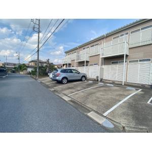 カクサンハイツ 物件写真3 駐車場