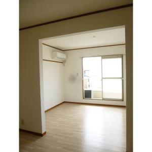 ビーエスハイツE 部屋写真1 居室・リビング