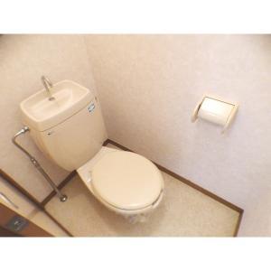メゾン・ボヌール 部屋写真5 トイレ