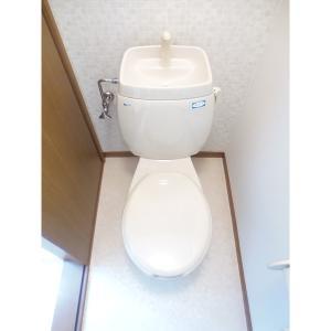 ラ・メール弐番館 部屋写真5 トイレ