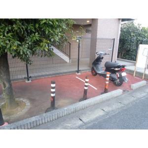 グランメール夏見台壱番館 物件写真4 バイク置き場