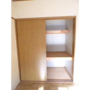クォーレSAIWAI弐番館 部屋写真6 収納