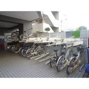 第三関口ビル 物件写真5 駐輪場