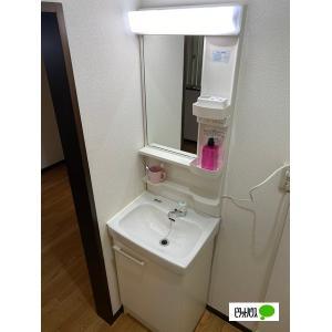 リバーサイドテラス 部屋写真4 洗面所