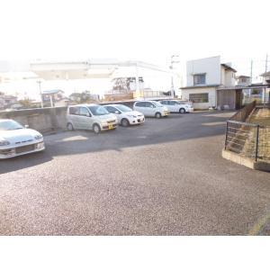 コスモスハイツB 物件写真2 駐車場