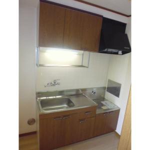 ディアコート 部屋写真2 キッチン