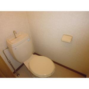 ディアコート 部屋写真4 トイレ