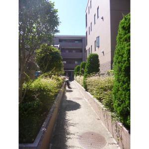 都民住宅メゾネット・ヴィラ 物件写真2 エントランス