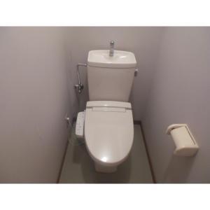 フラワーヒル 部屋写真4 トイレ