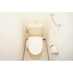プロシード八千代緑ヶ丘Ⅰ 部屋写真4 トイレ